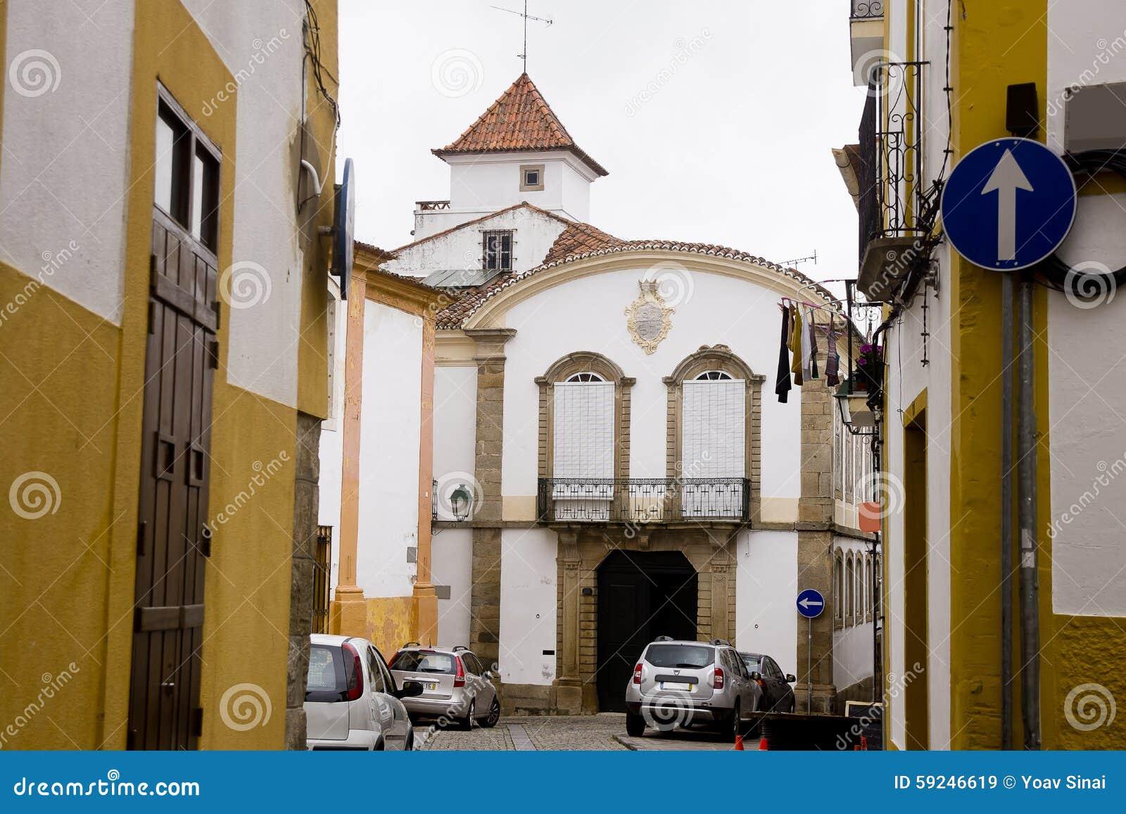 Callejón Portalegre Portugal