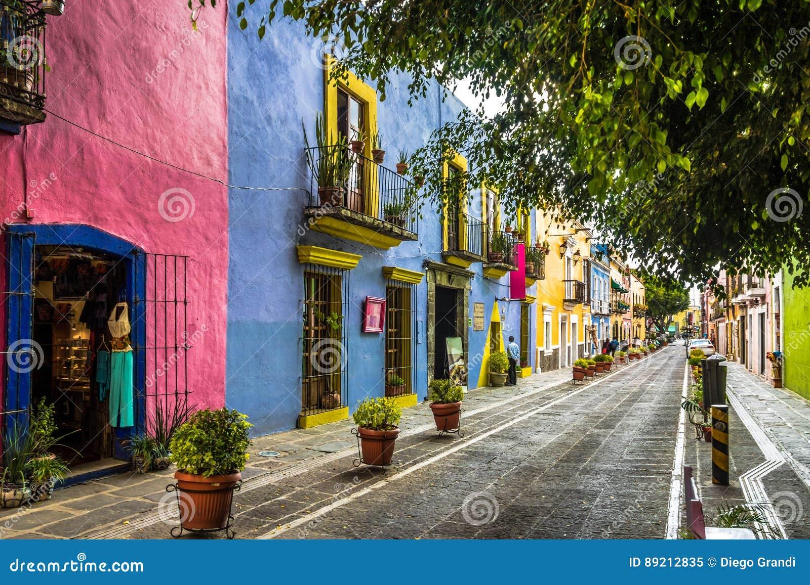 Callejon de los Sapos - Puebla, México