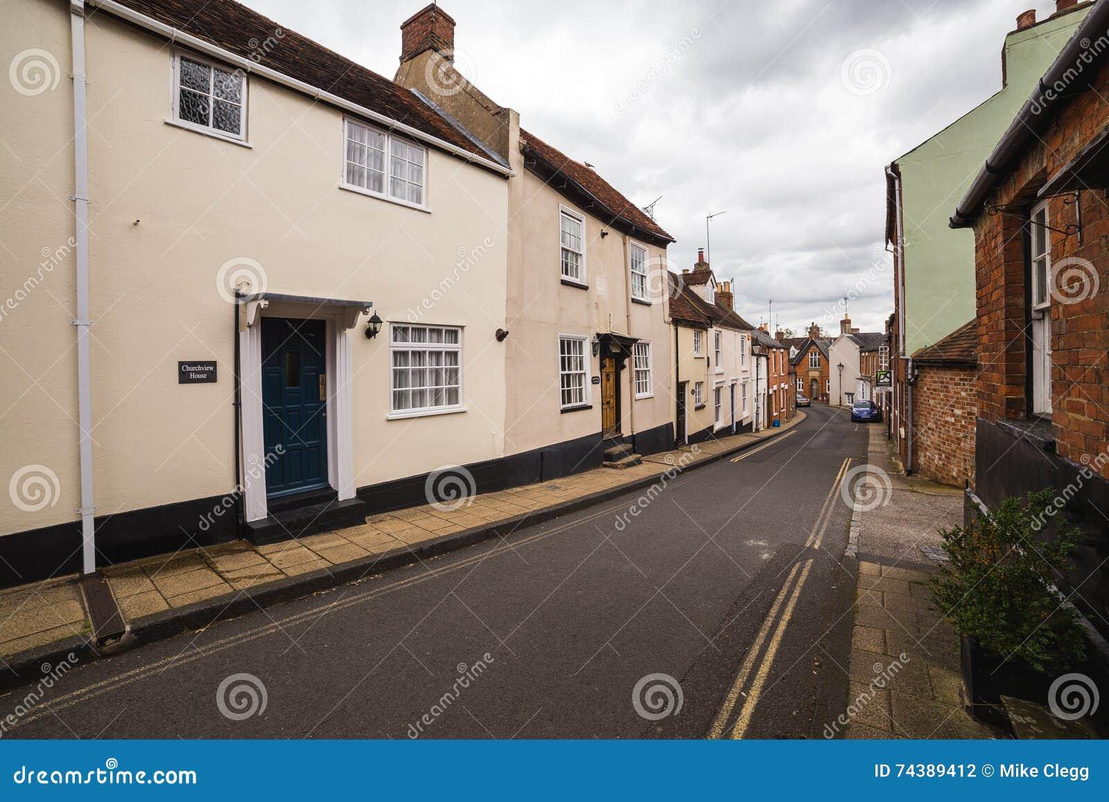 Calles de Buckingham