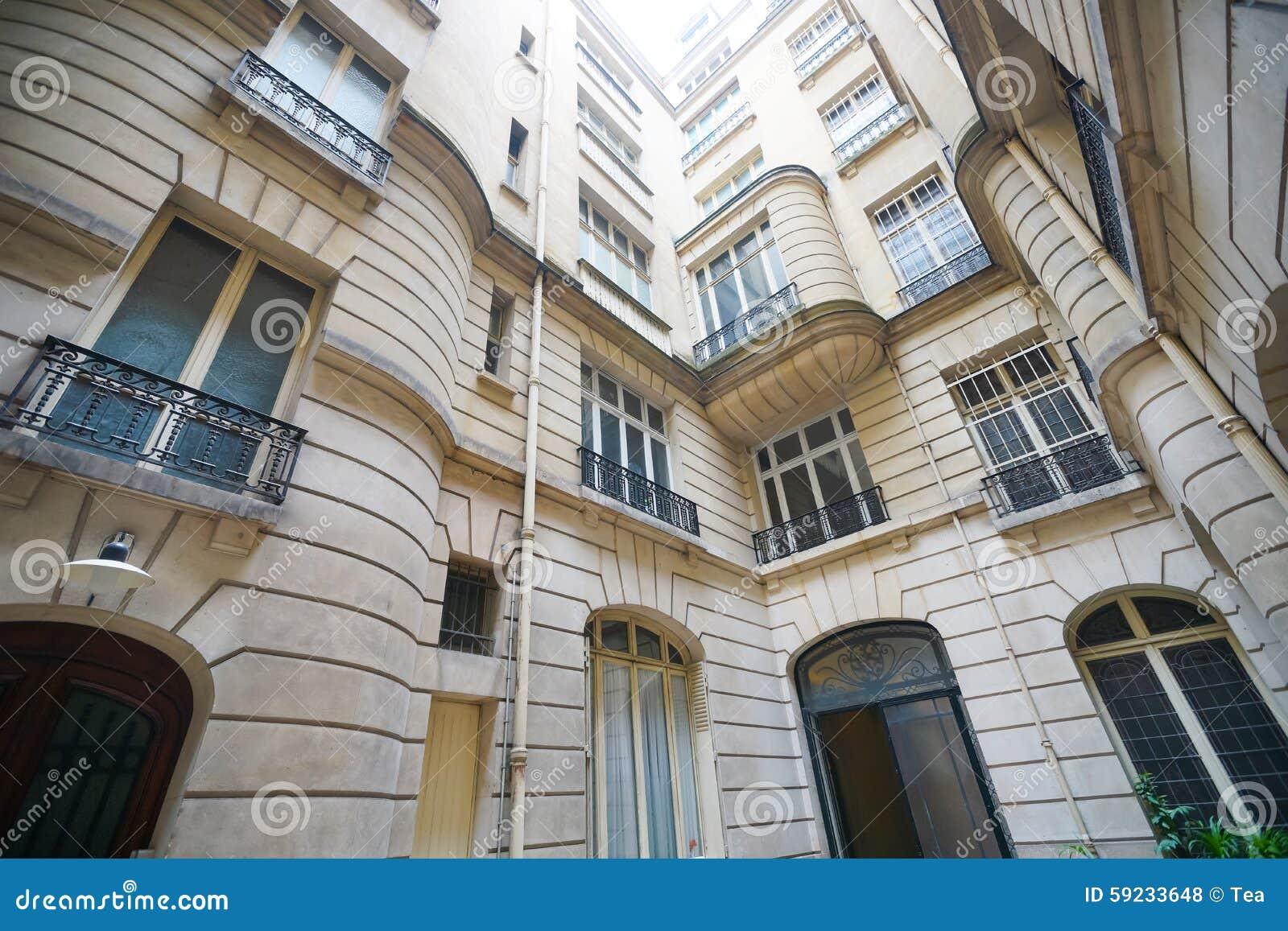 Download Calles de París foto de archivo editorial. Imagen de verano - 59233648