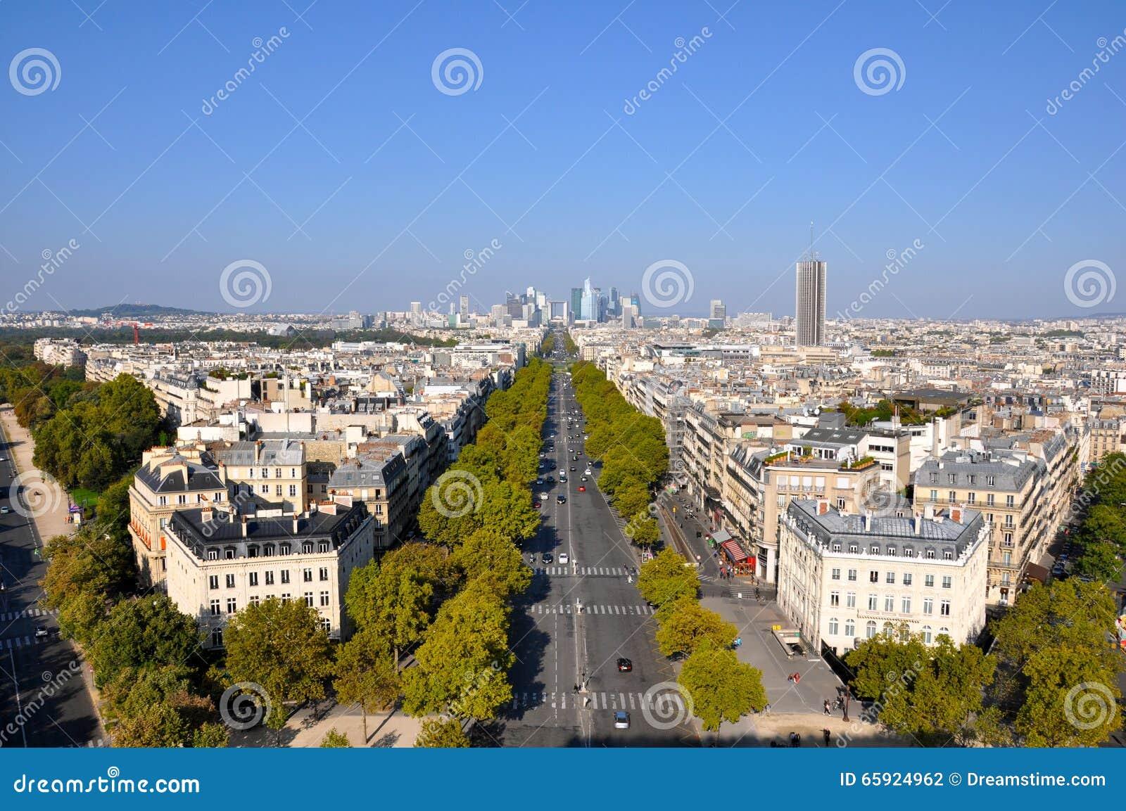 Calles en París