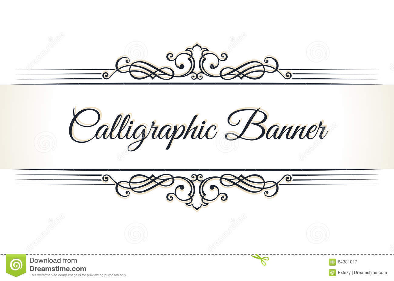calligraphic restaurant menu vintage ornament vector book template