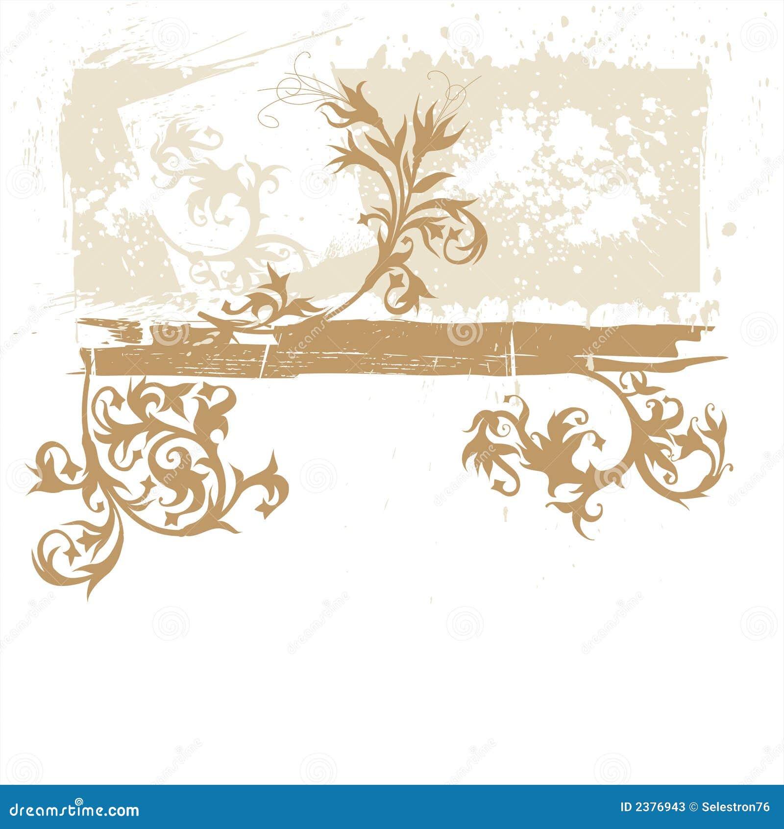 Calligraphy Grunge Background Stock Photos Image 2376943