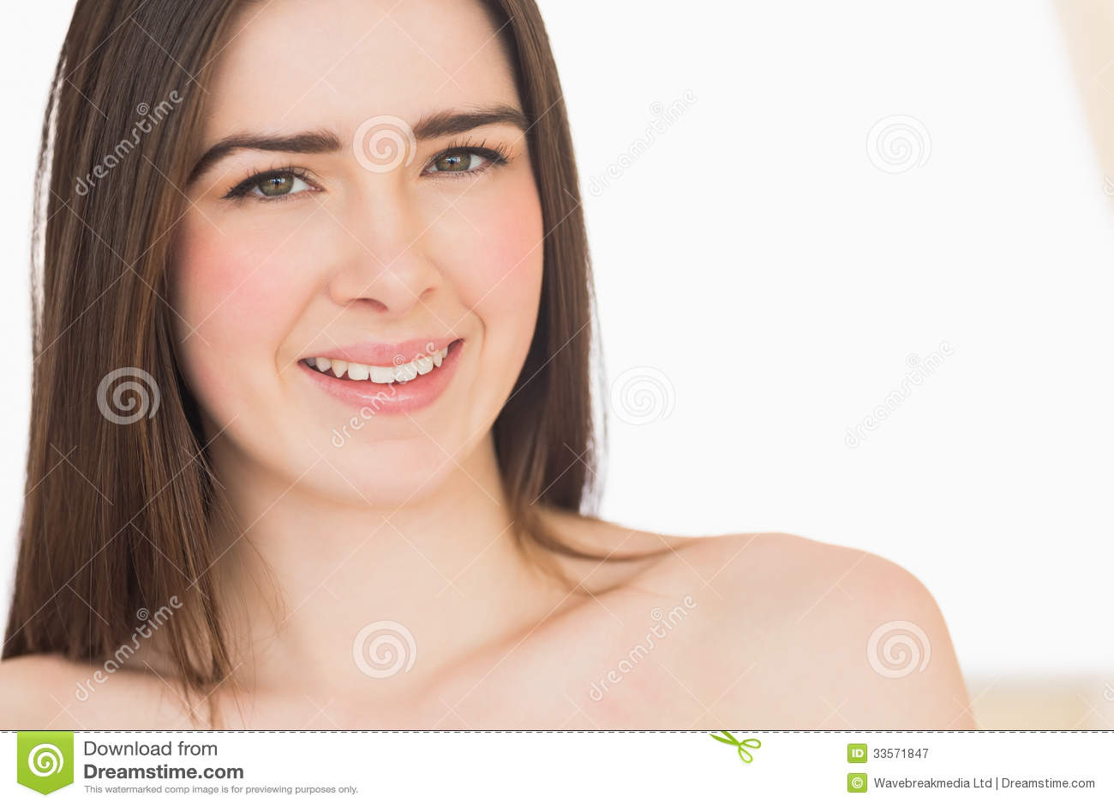 julie nudist