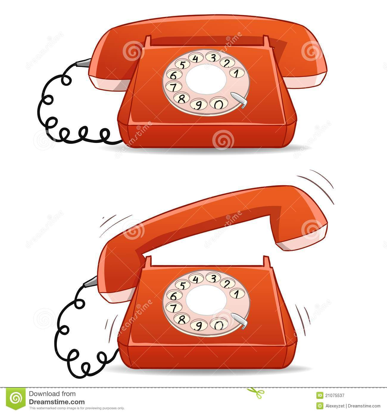 It S Am The Red Phone Is Ringing