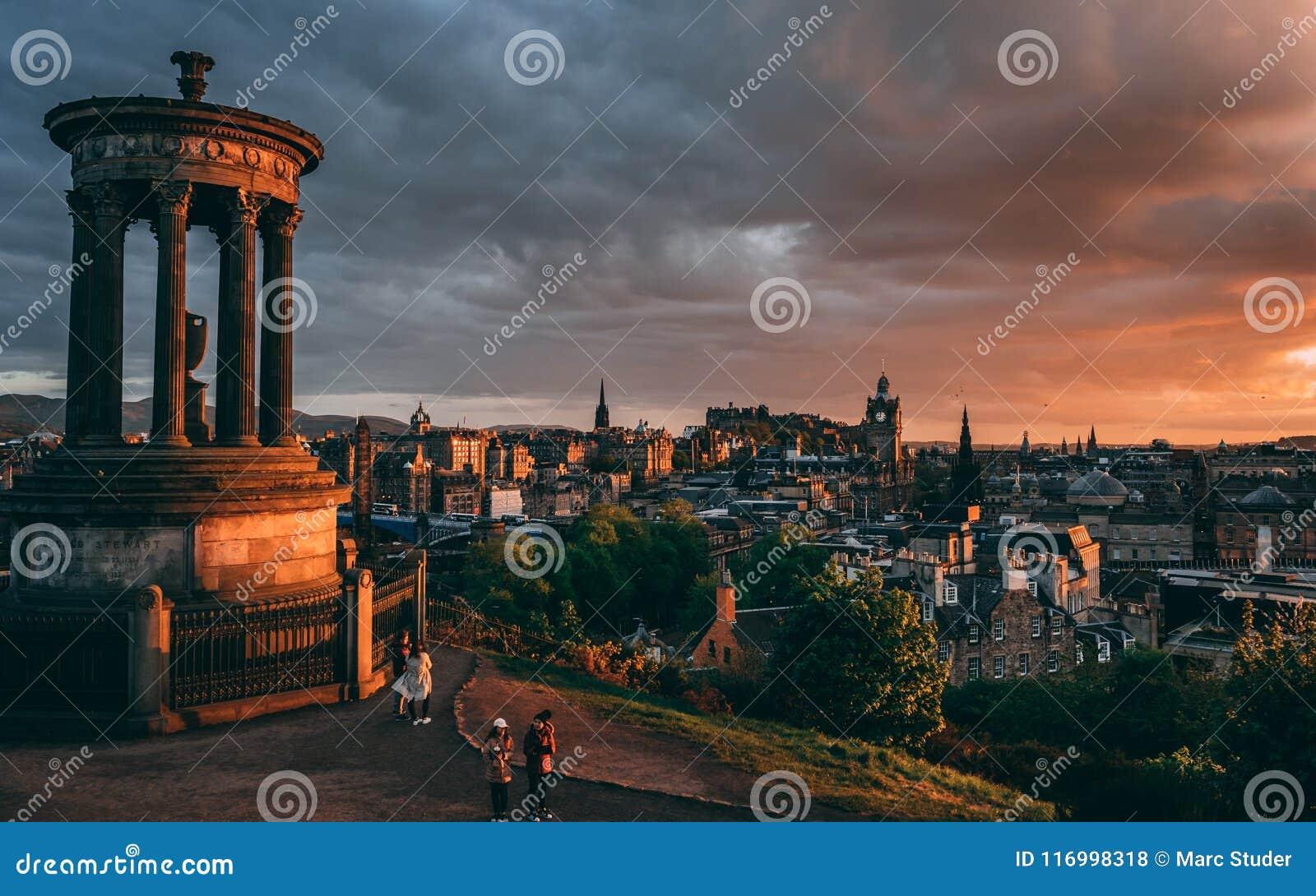 Calton Hügel, Edinburgh