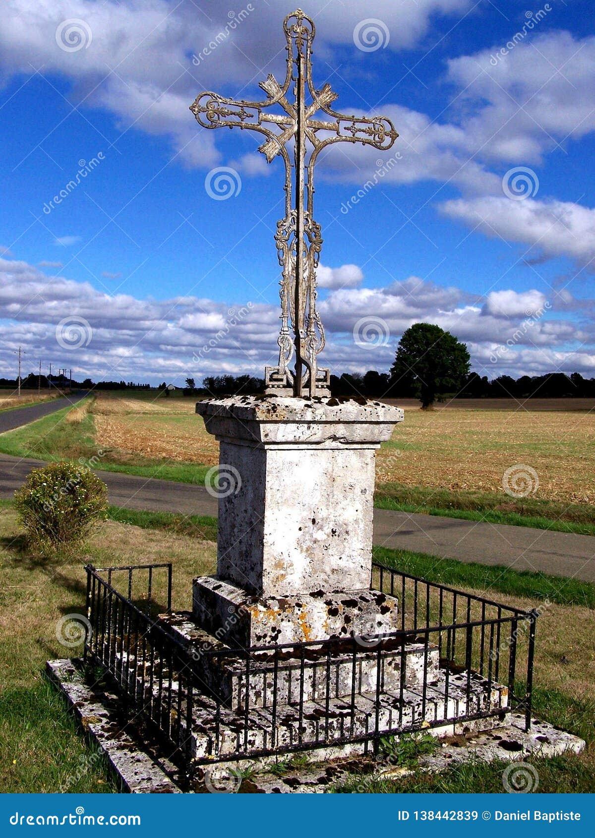 Calvário, cruz, rood, religião