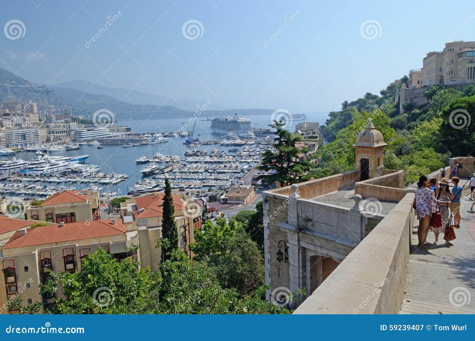 Download Calzada En El Puerto, Mónaco, Tom Wurl Del Palacio Fotografía editorial - Imagen de entrada, estado: 59239407