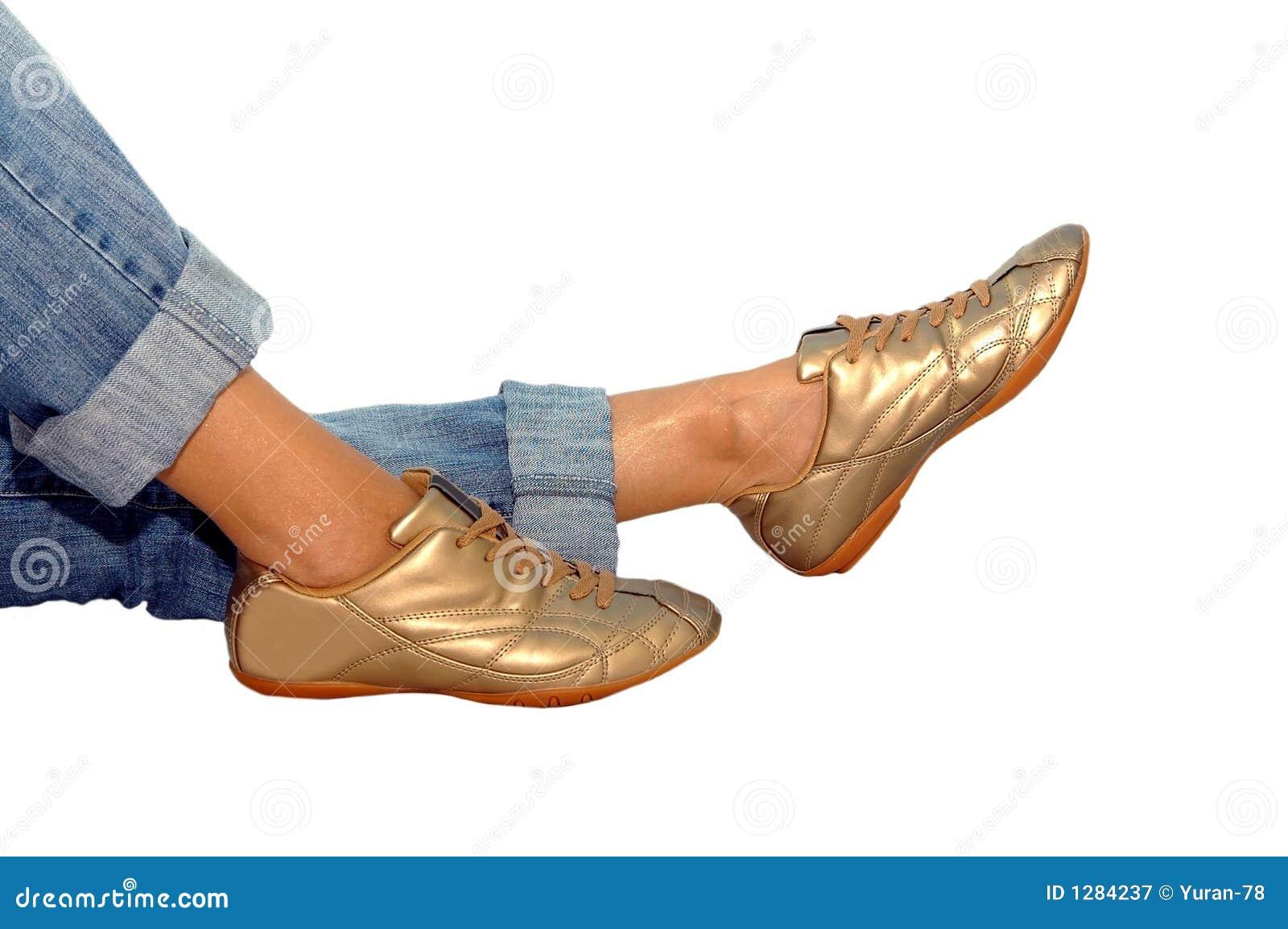 Calzado del oro