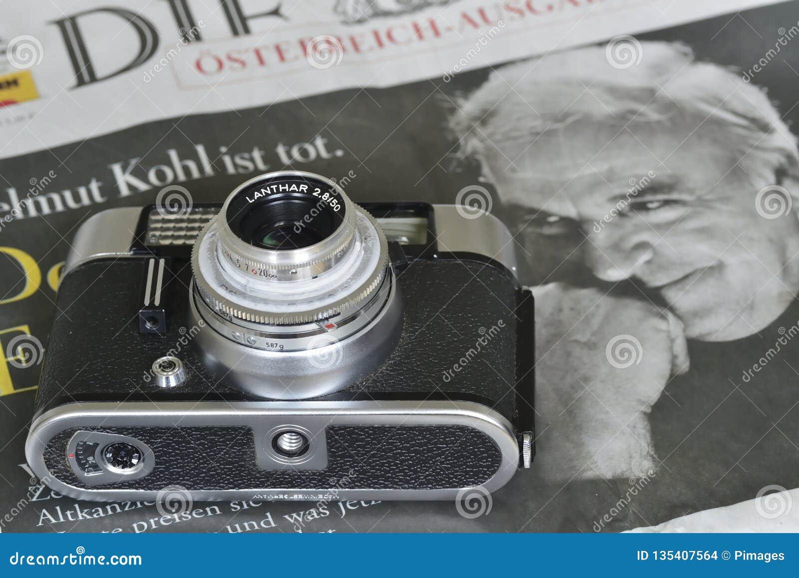 Caméra de CD de Voigtländer VITO