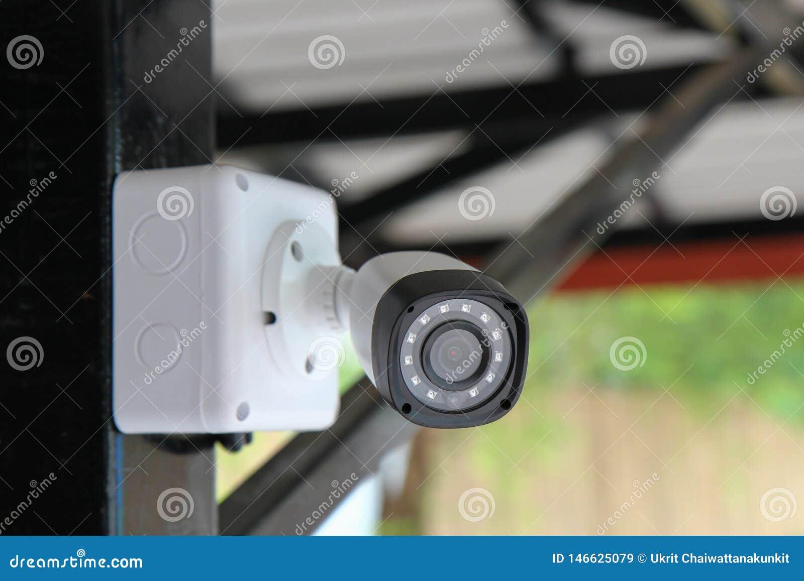 Caméra de télévision en circuit fermé de sécurité pour la protection à la maison