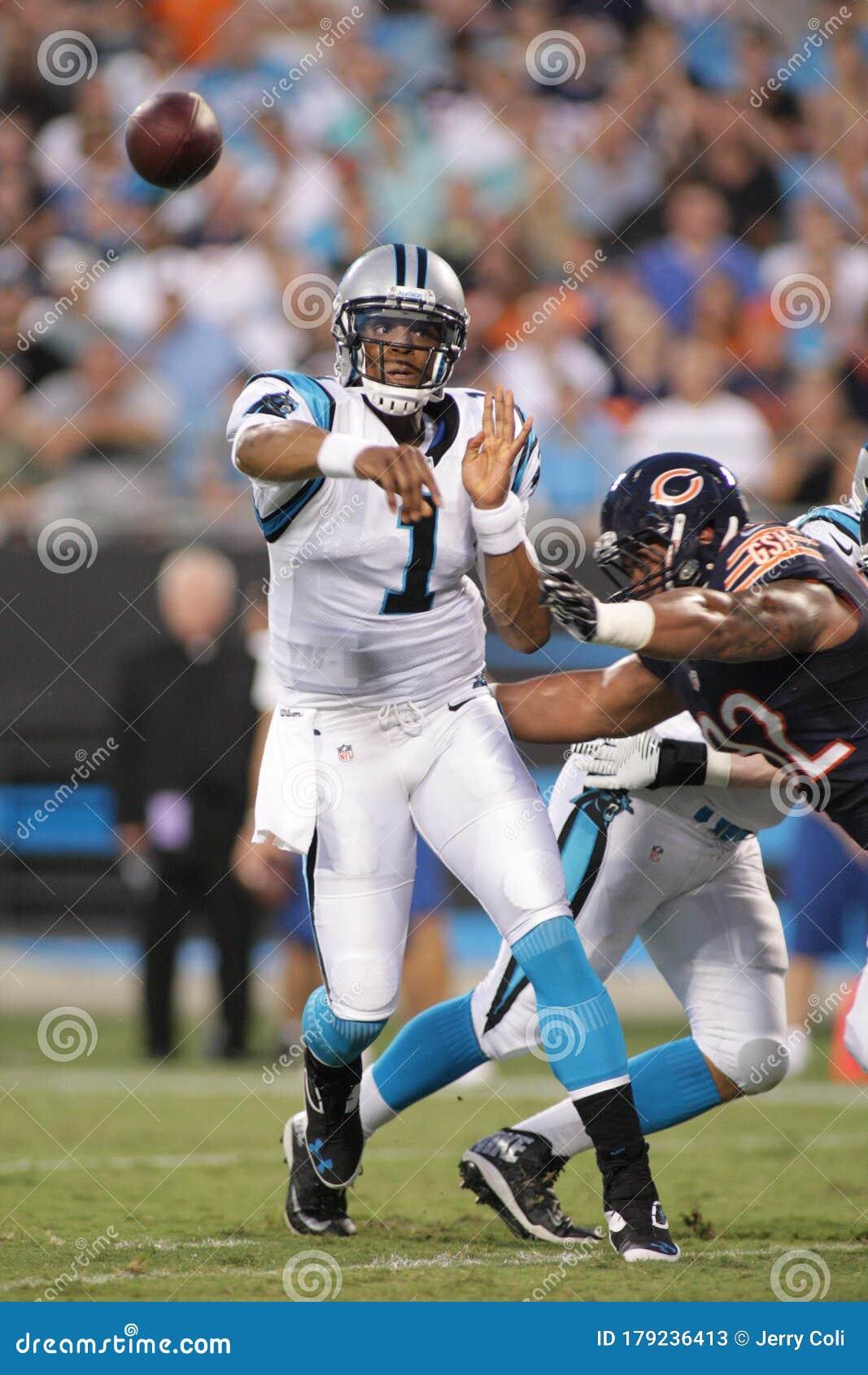 Cam Newton editorial stock photo. Image of football