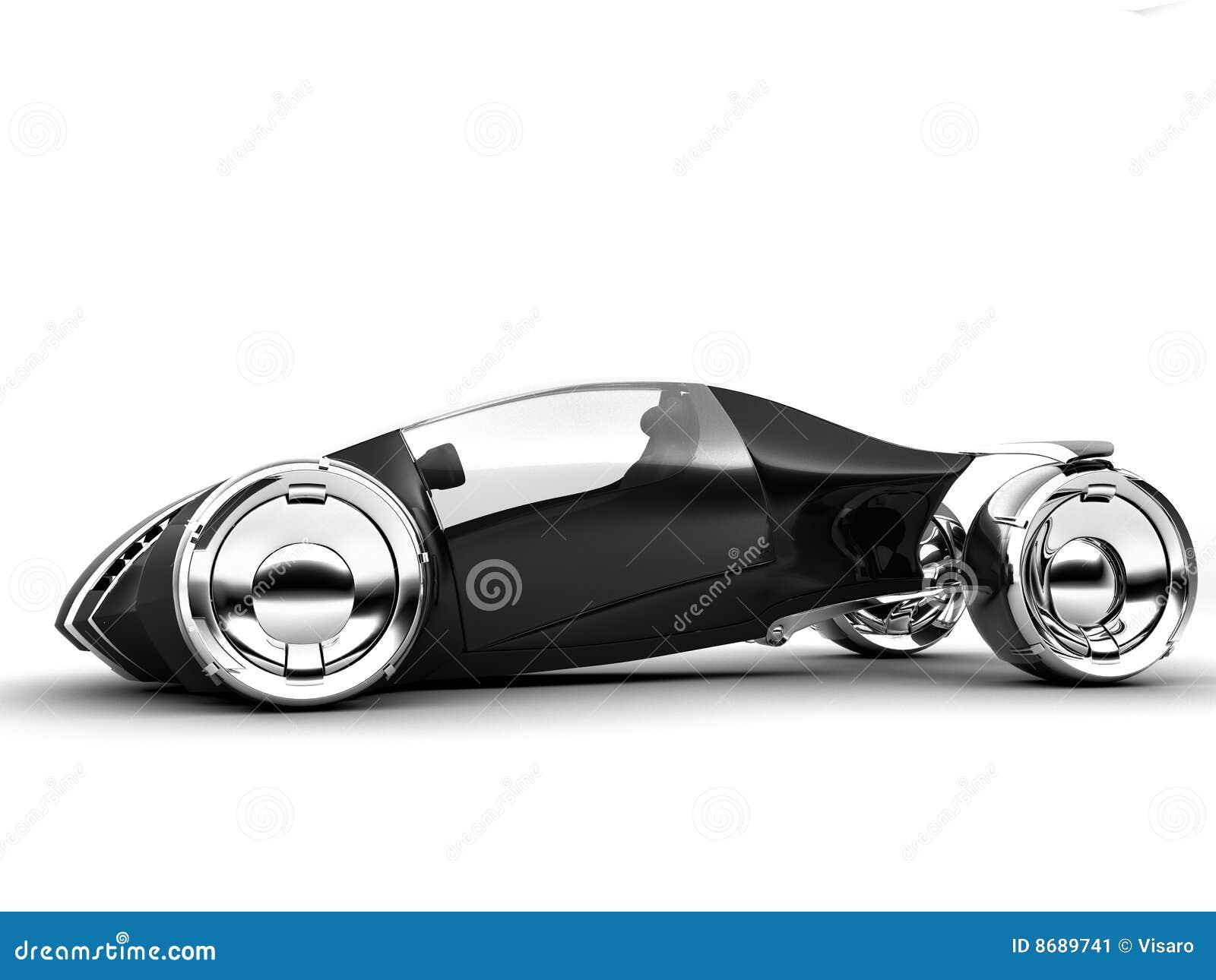 Cam2light conceptcar1 d isolement