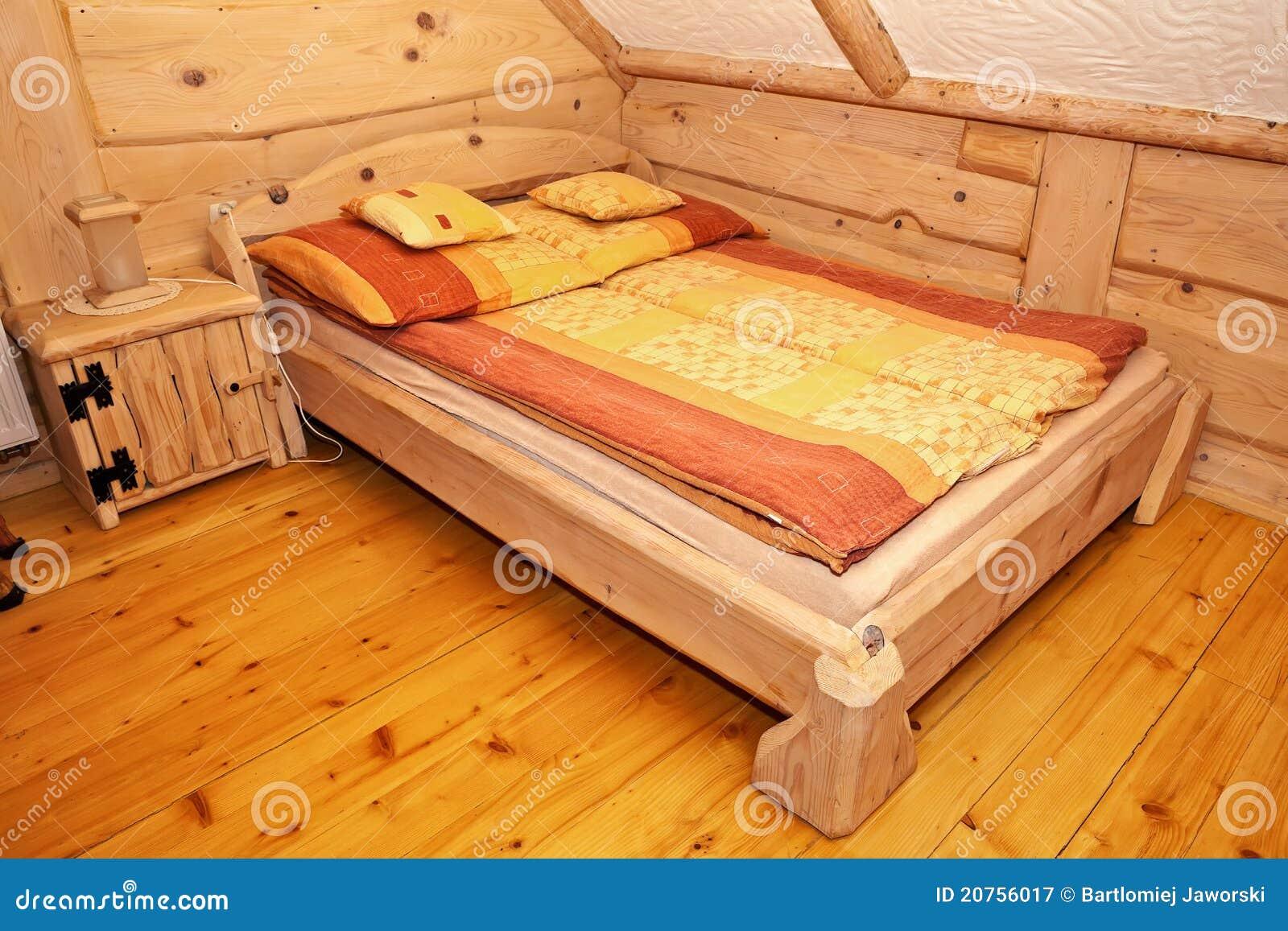Camere Da Letto In Legno Rustico - Modelos De Casas - Justrigs.com