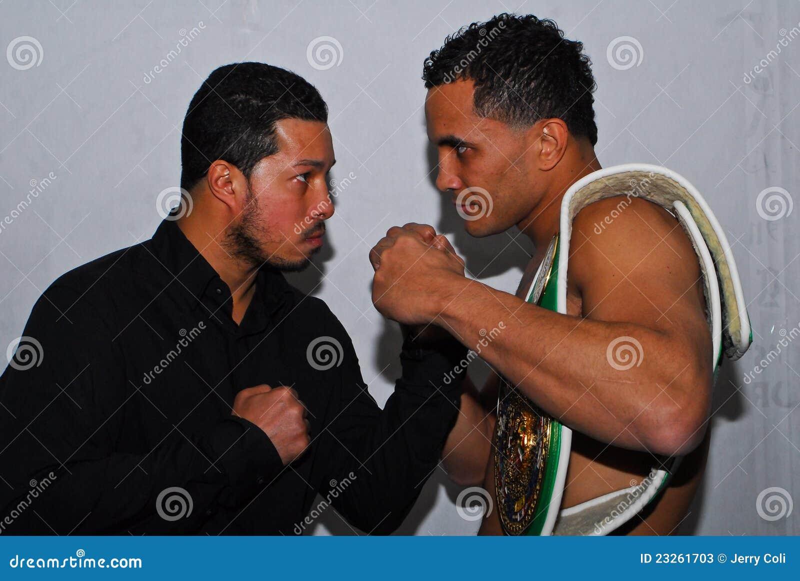 Camacho, JR v. Ayala el 30 de marzo de 2012, Mgm Grand, CT