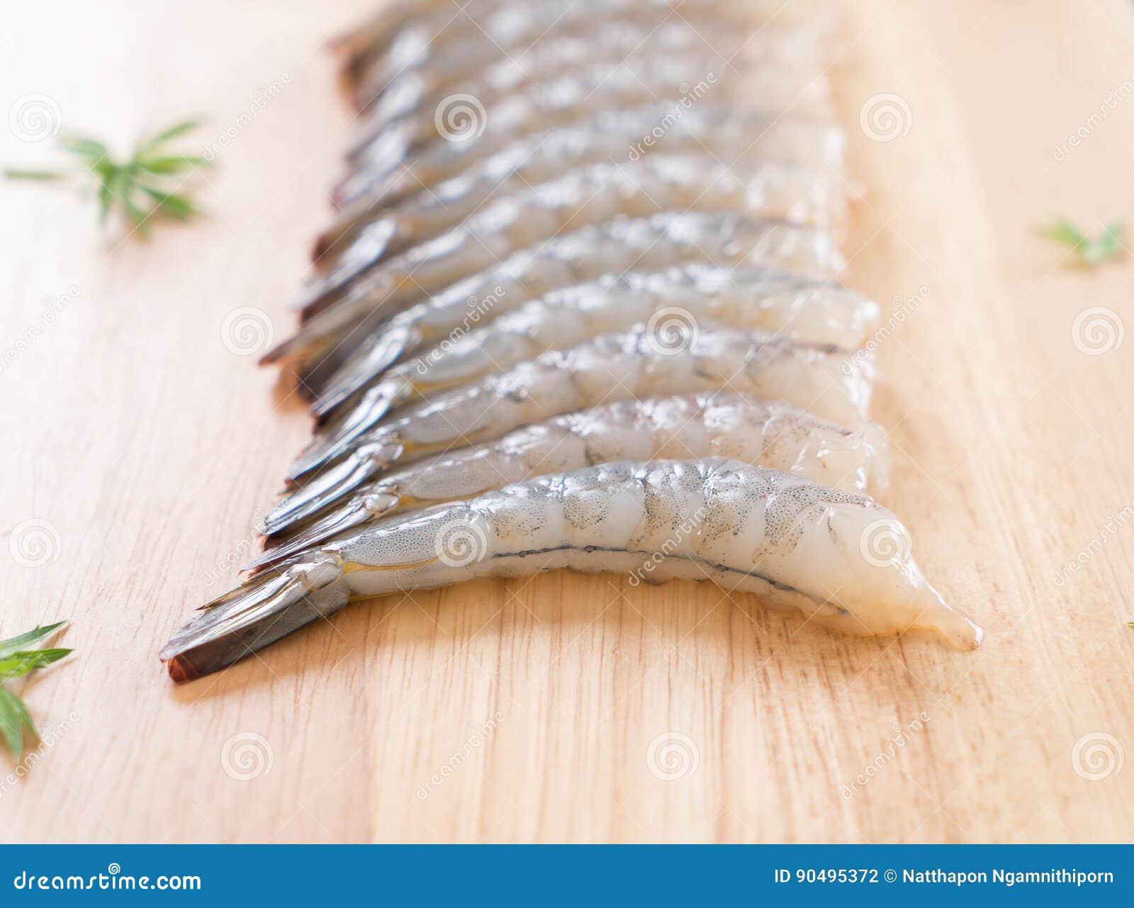 Camarão/camarão frescos