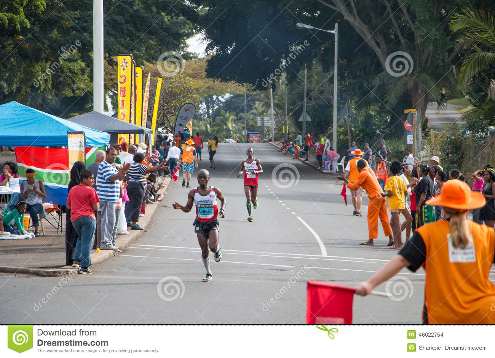 Camaradas Marathon Downhill