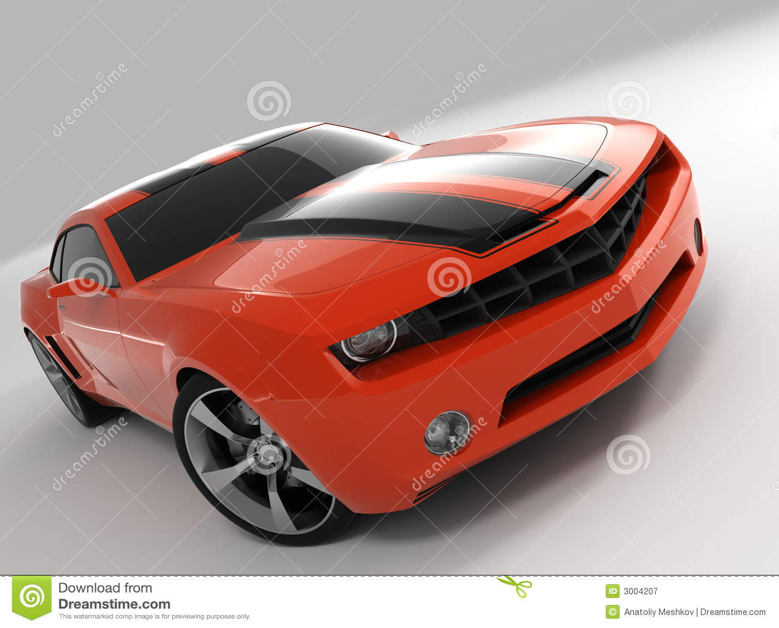 Camaro 2009 chevroleta koncepcji
