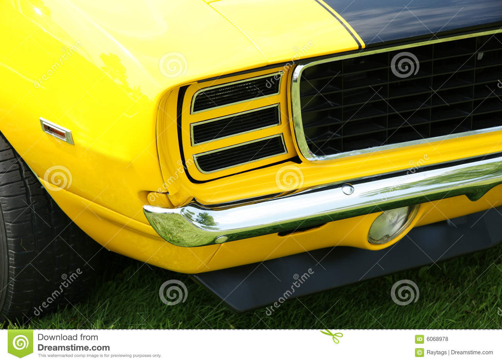 Camaro Front End