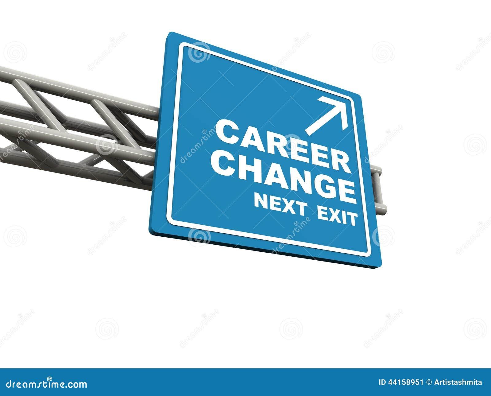 Cambiamento di carriera
