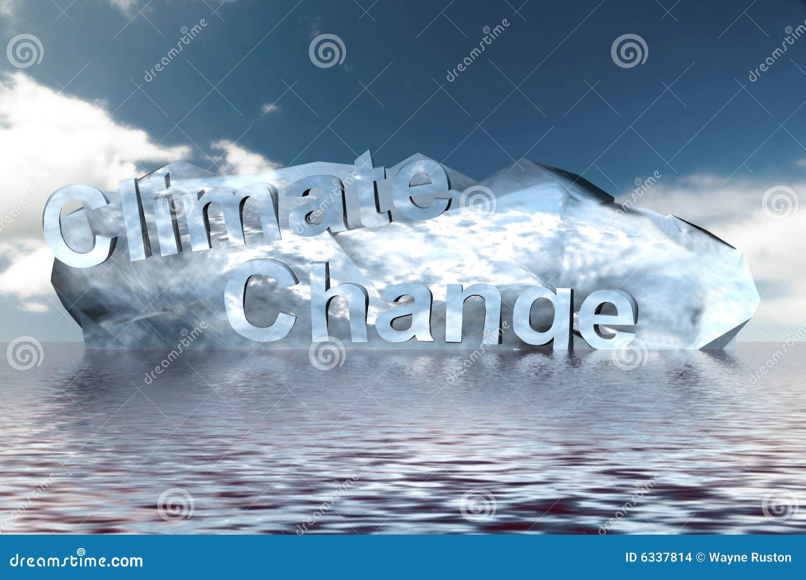 Cambiamento di clima