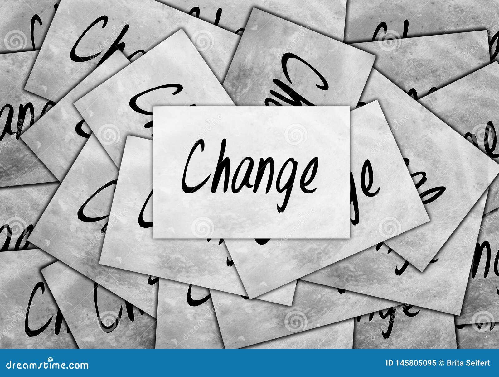 Cambiamento personale, affare trasformare o evolvere concetto