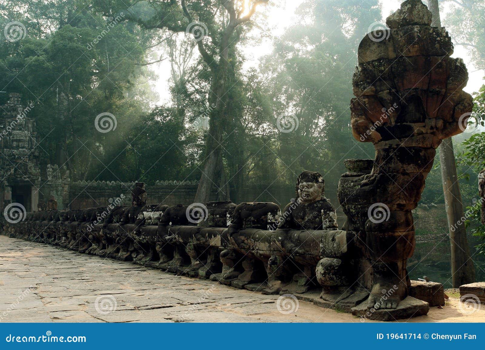 Cambodia khan preah