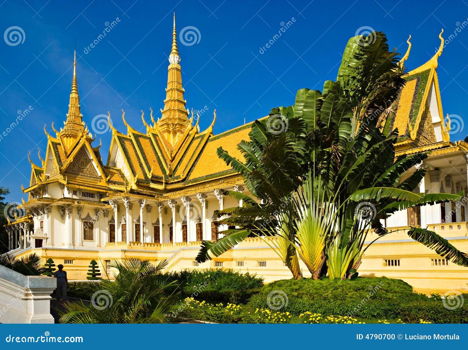 Cambodia tusen dollarslott