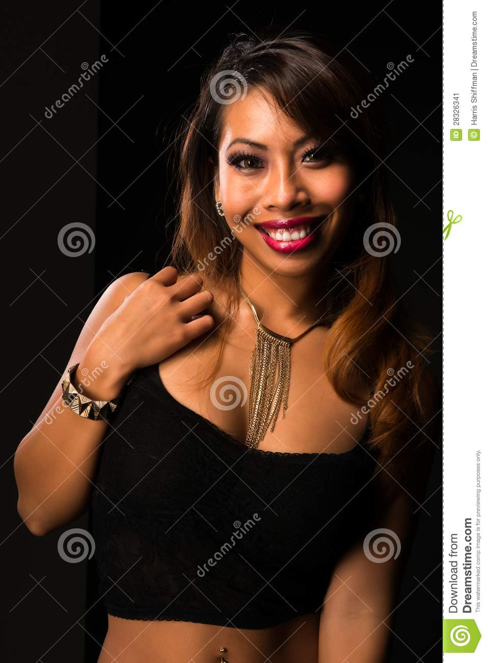 Cambodian Stock Image Image Of Asian Young Pretty