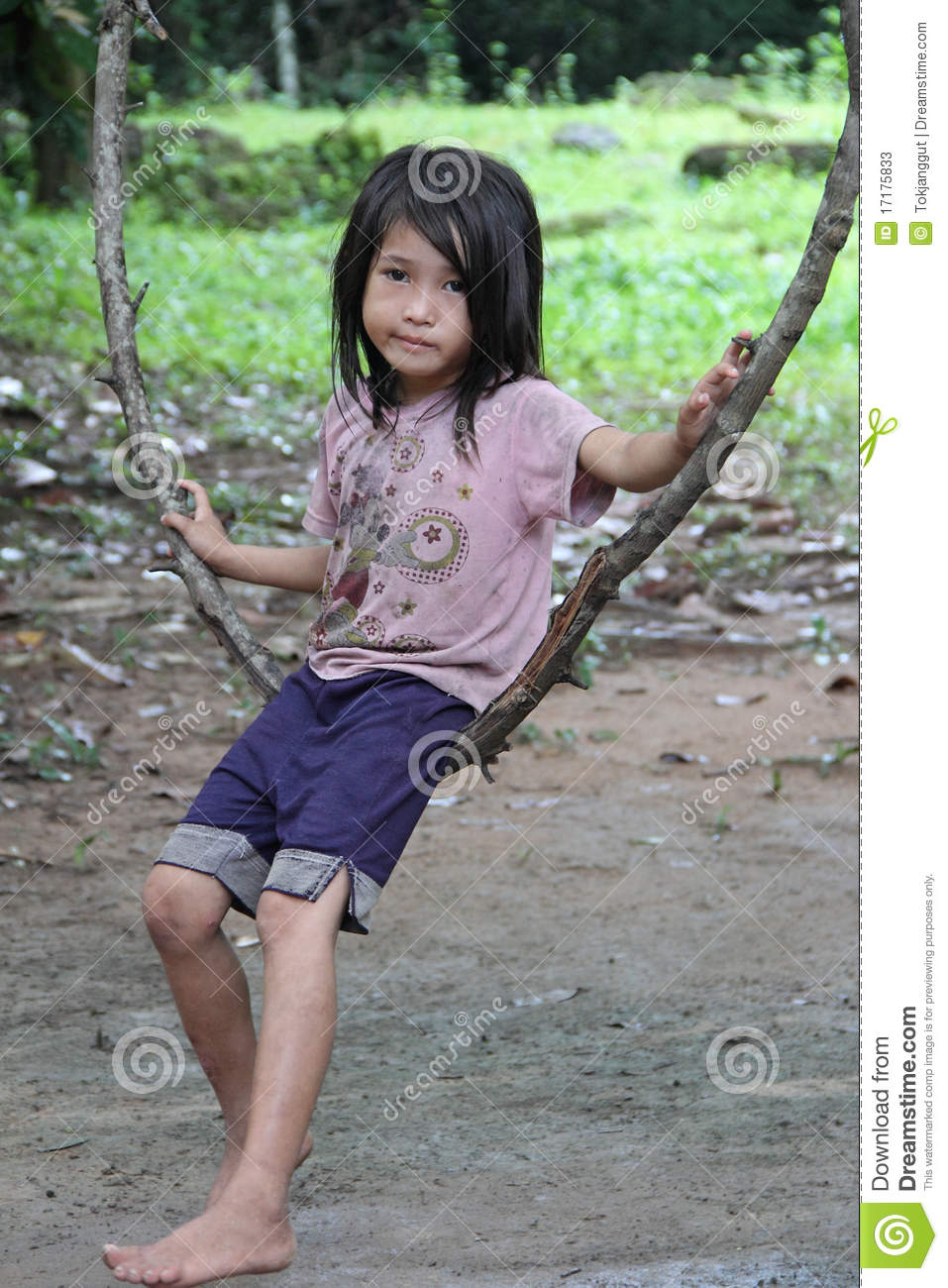 naked cute girl cambodia