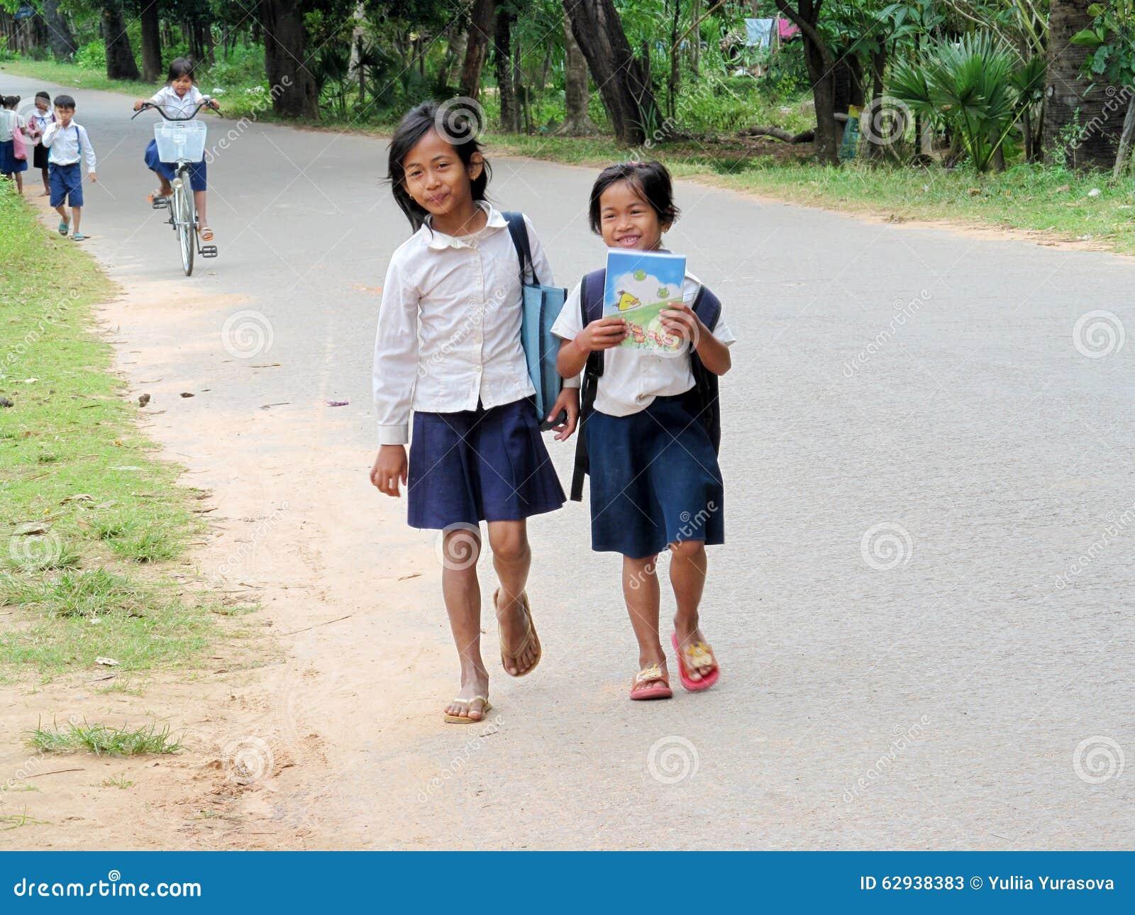 nude cambodian girls