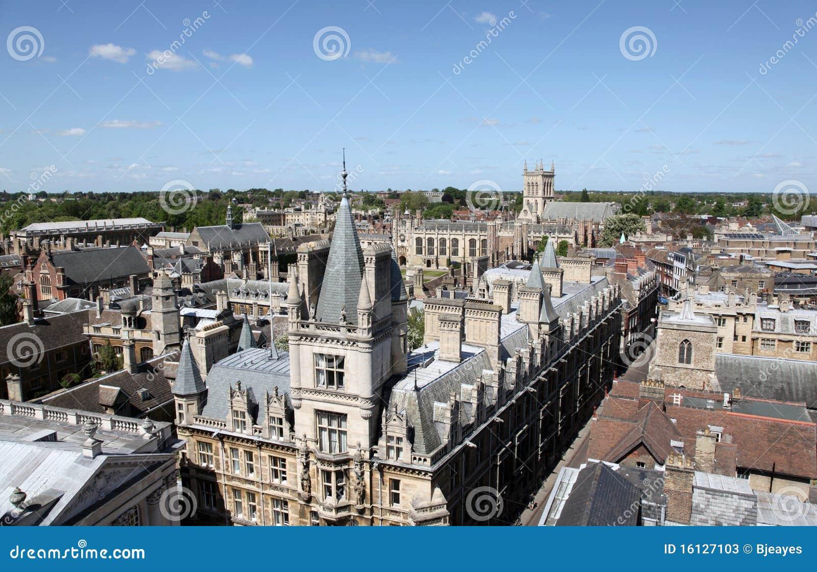 Cambridge Англия