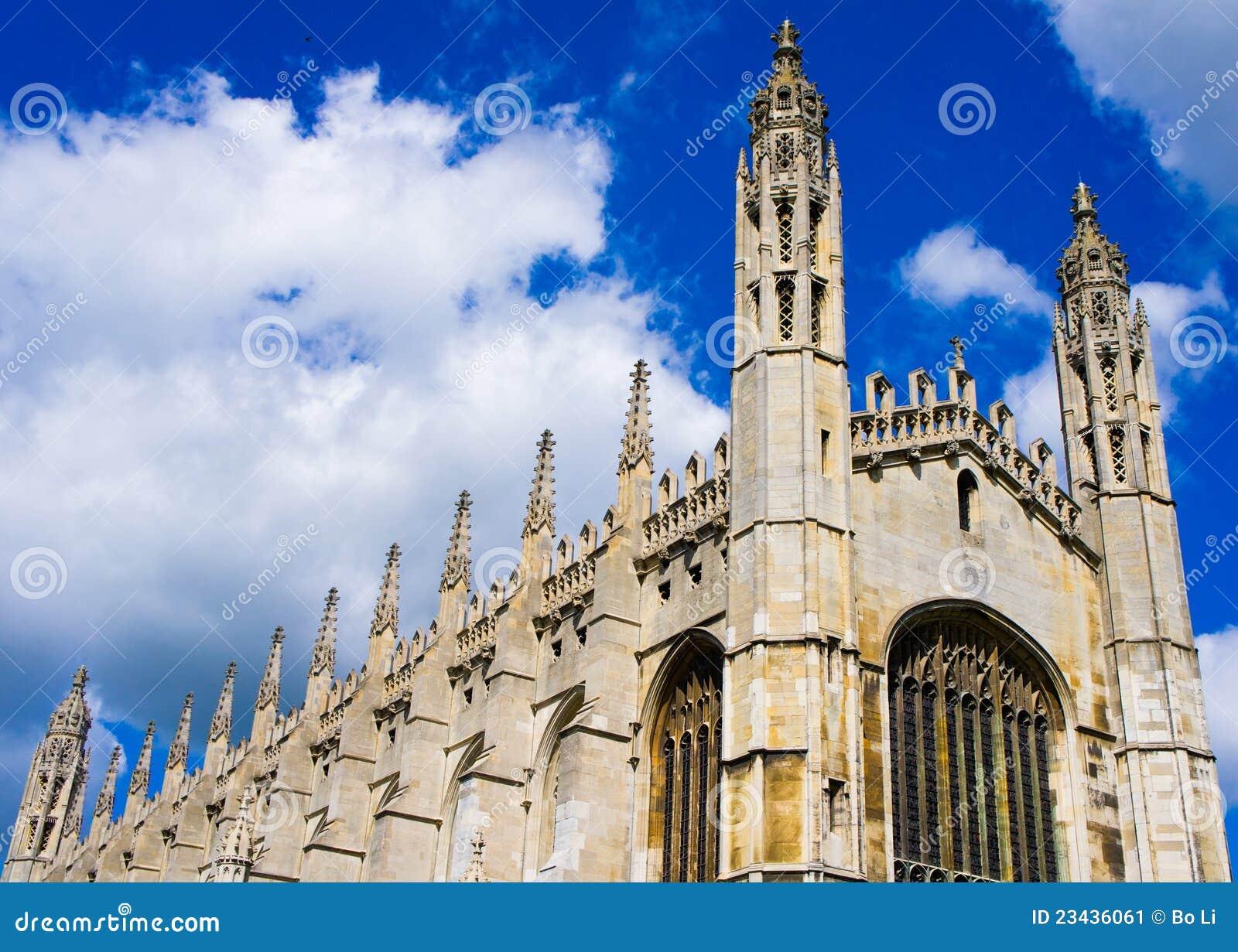 Cambridge kaplica