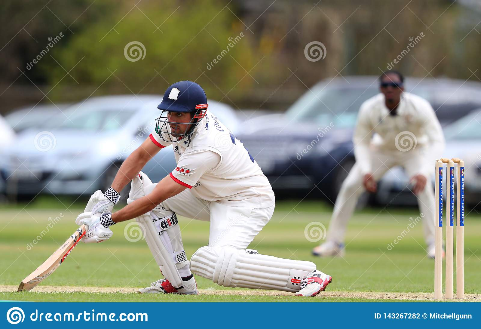 Cambridge MCCU v Essex