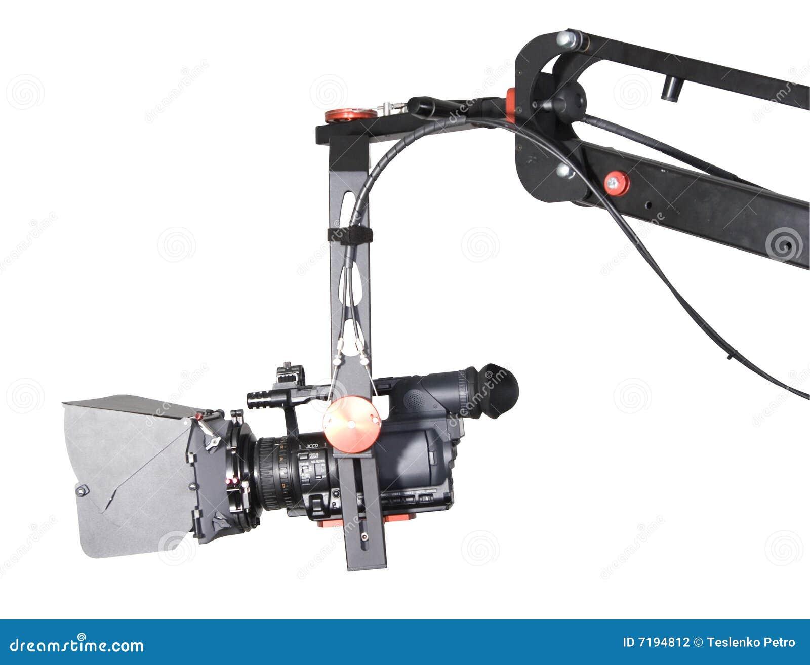 Camcorder γερανός hd