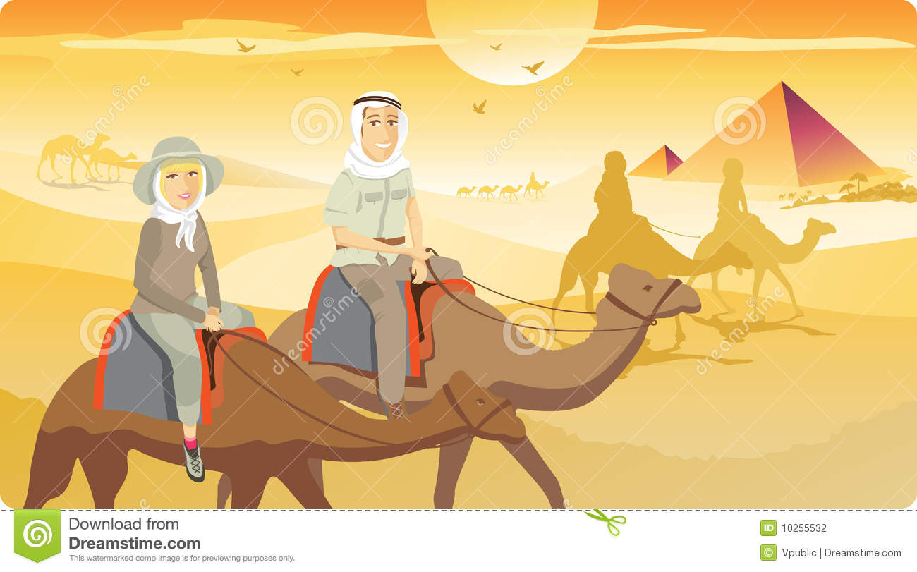 camel ride in desert stock photography image 10255532 Science Clip Art Paleontologist Clip Art