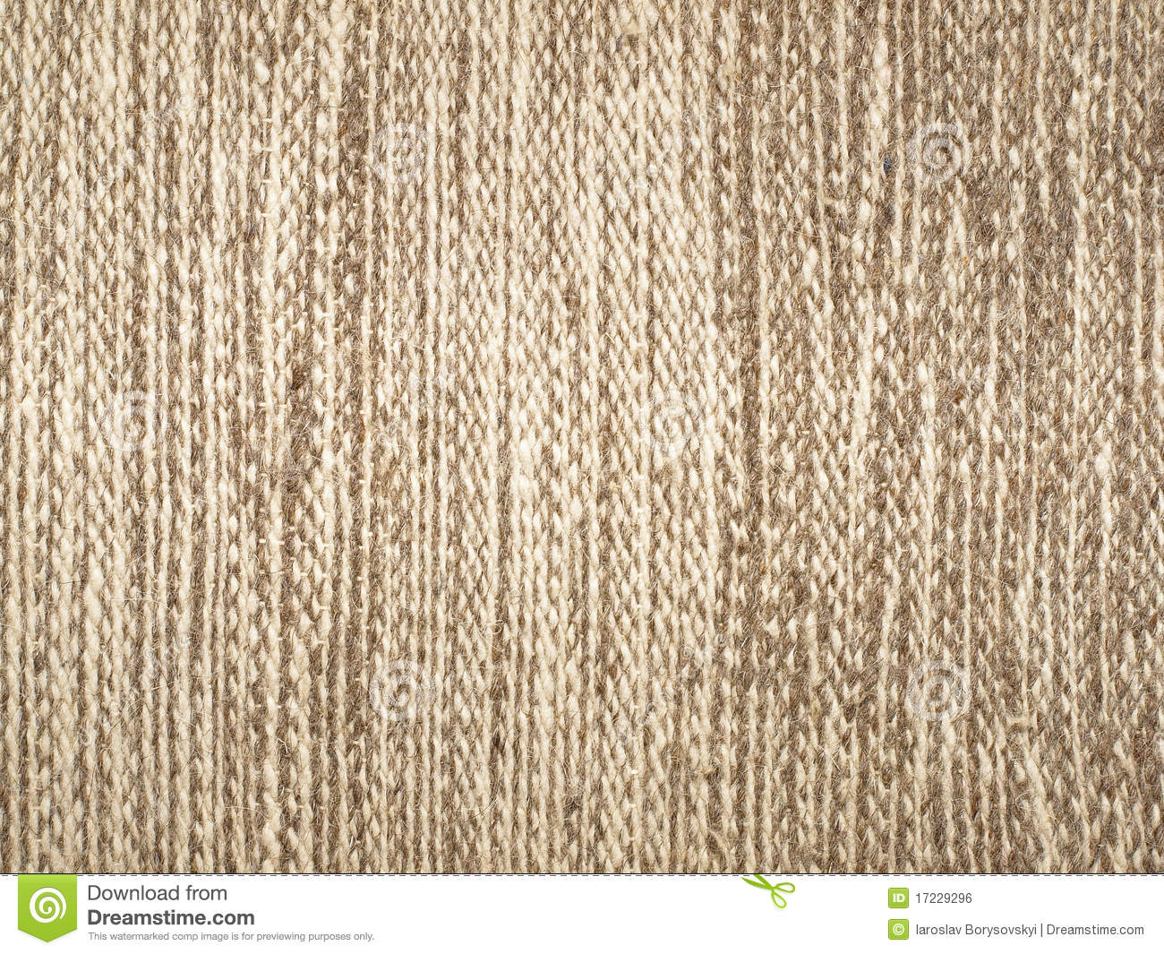 The Camel Wool Fabric Texture Pattern Stock Photo Image