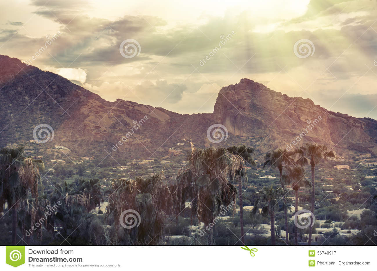 Camelback Mountain, Phoenix,AZ