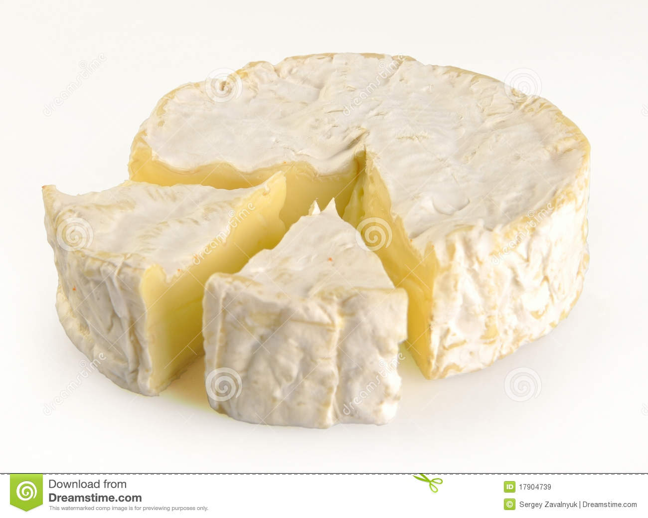 Camembert Cheese Royalty Free Stock Images - Image: 17904739