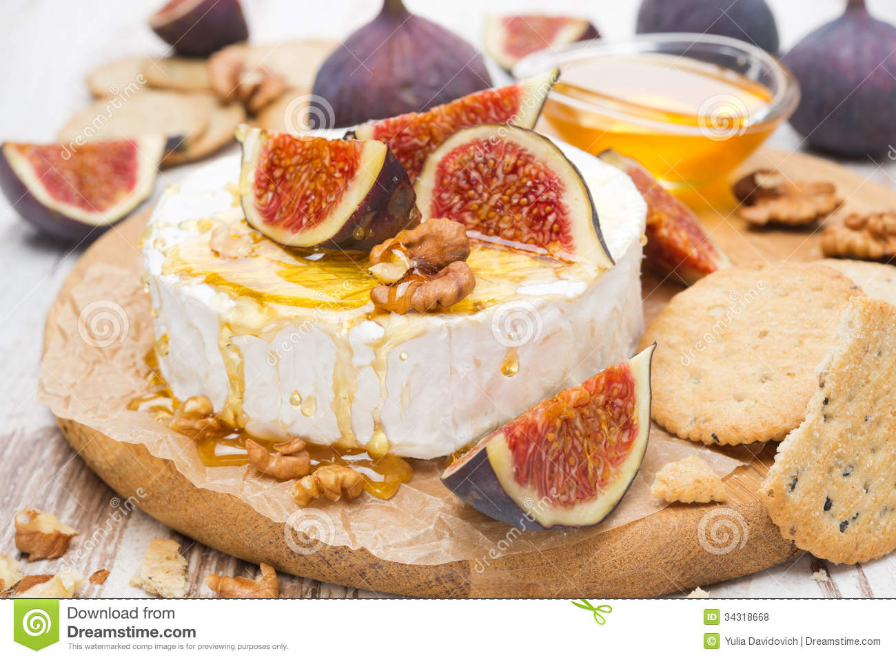 Figs And Cheese Recipes — Dishmaps