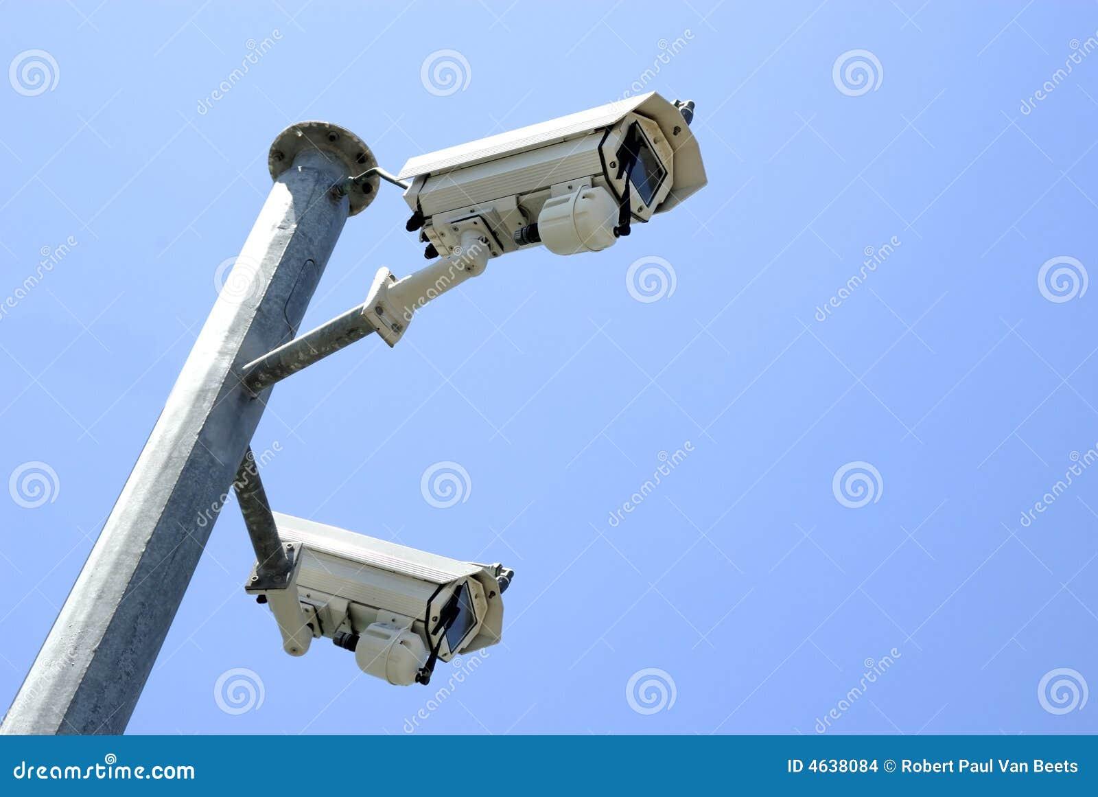 Cameraâs da segurança da fiscalização