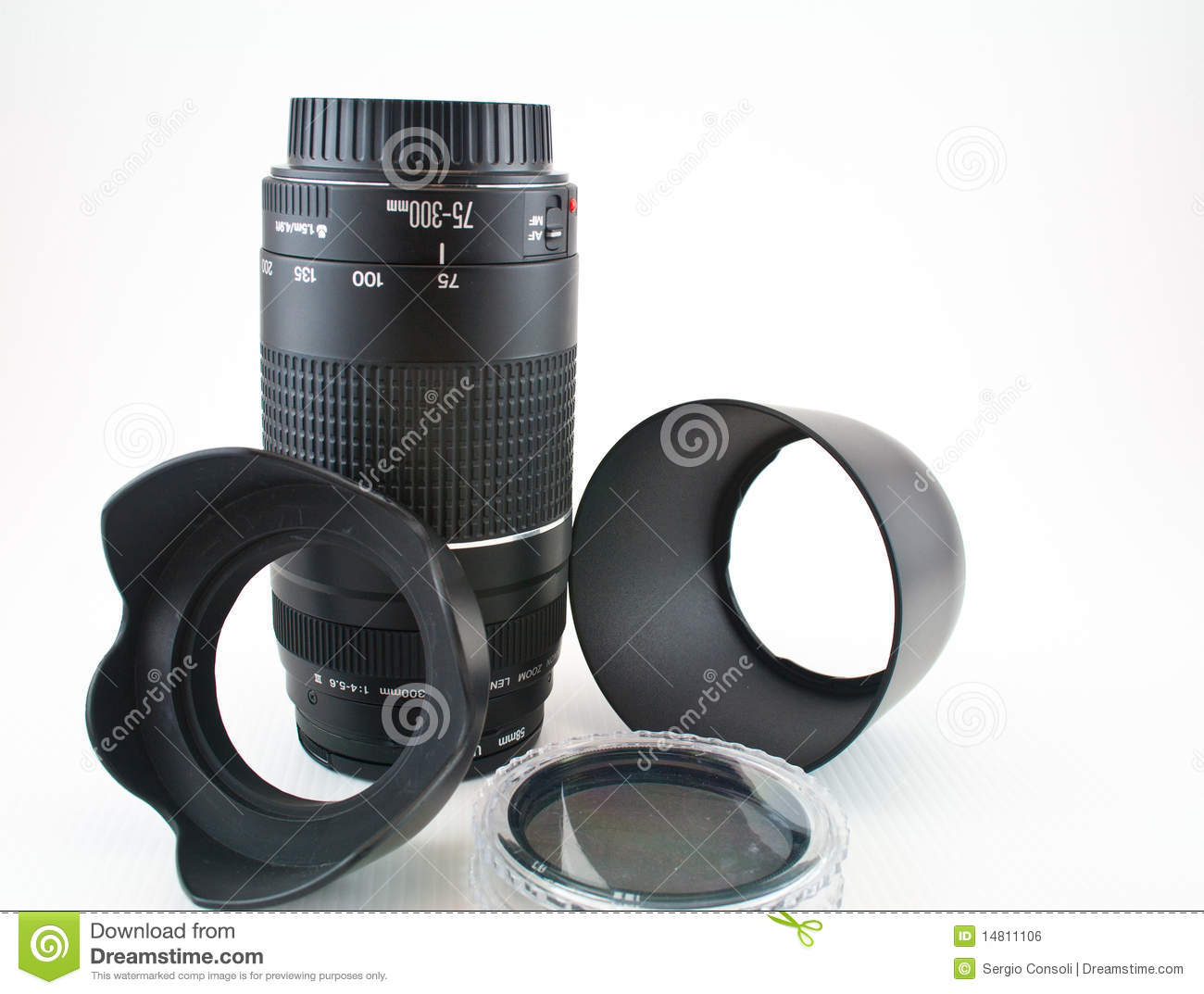 Camera Accessories Royalty Free Stock Image - Image: 14811106
