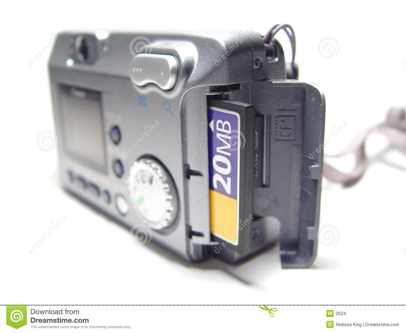 Camera with Card