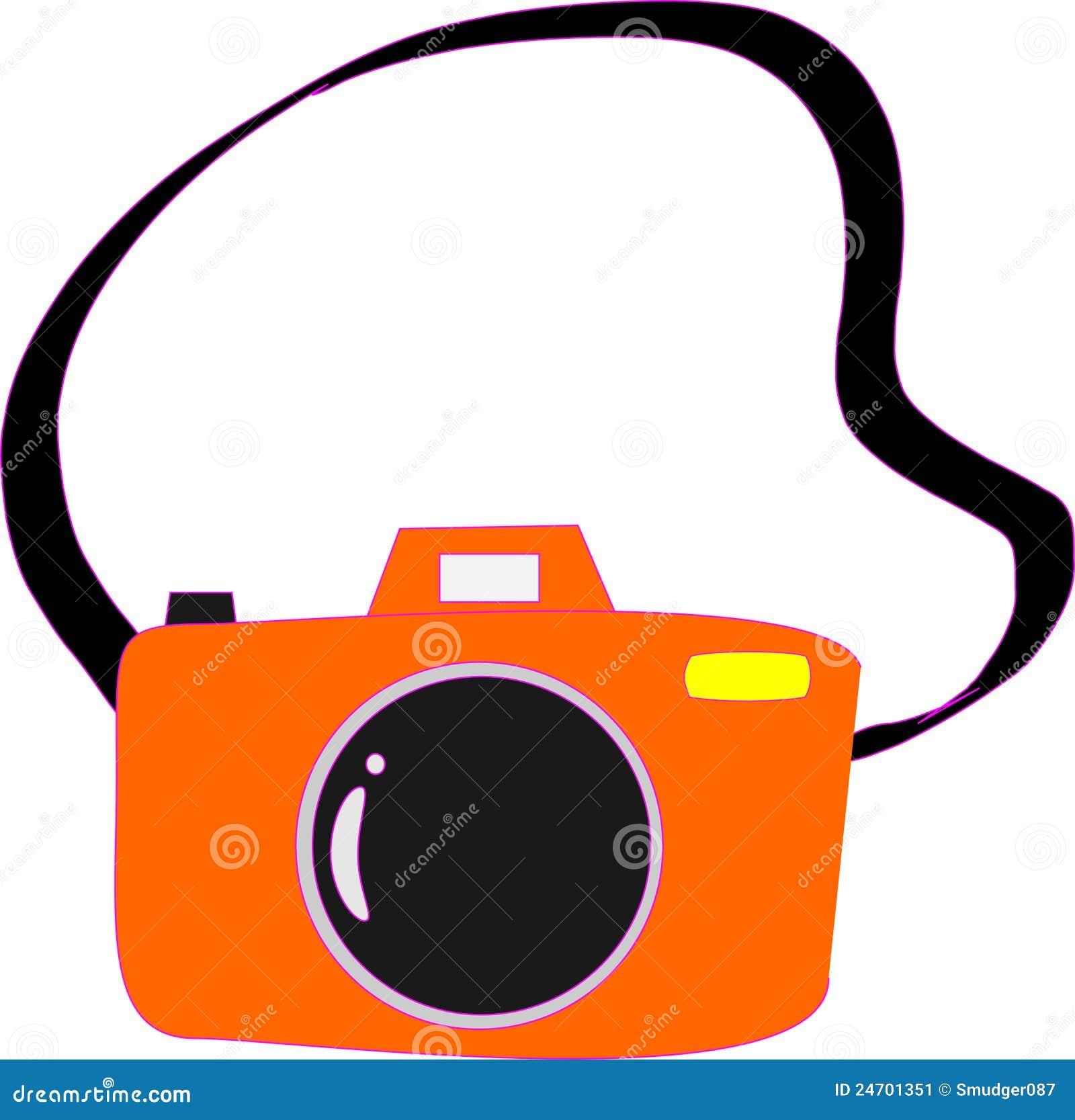 Stock Photo: Camera cartoon. Image: