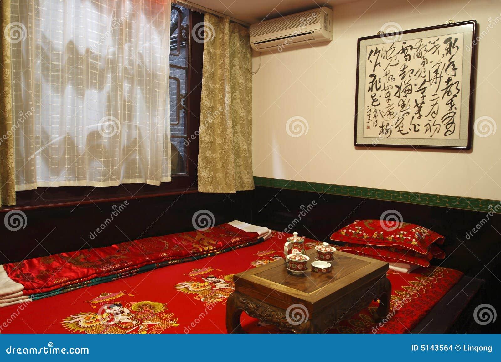 Camera Da Letto Antica : Camera Da Letto Antica Di Cinese-stile ...
