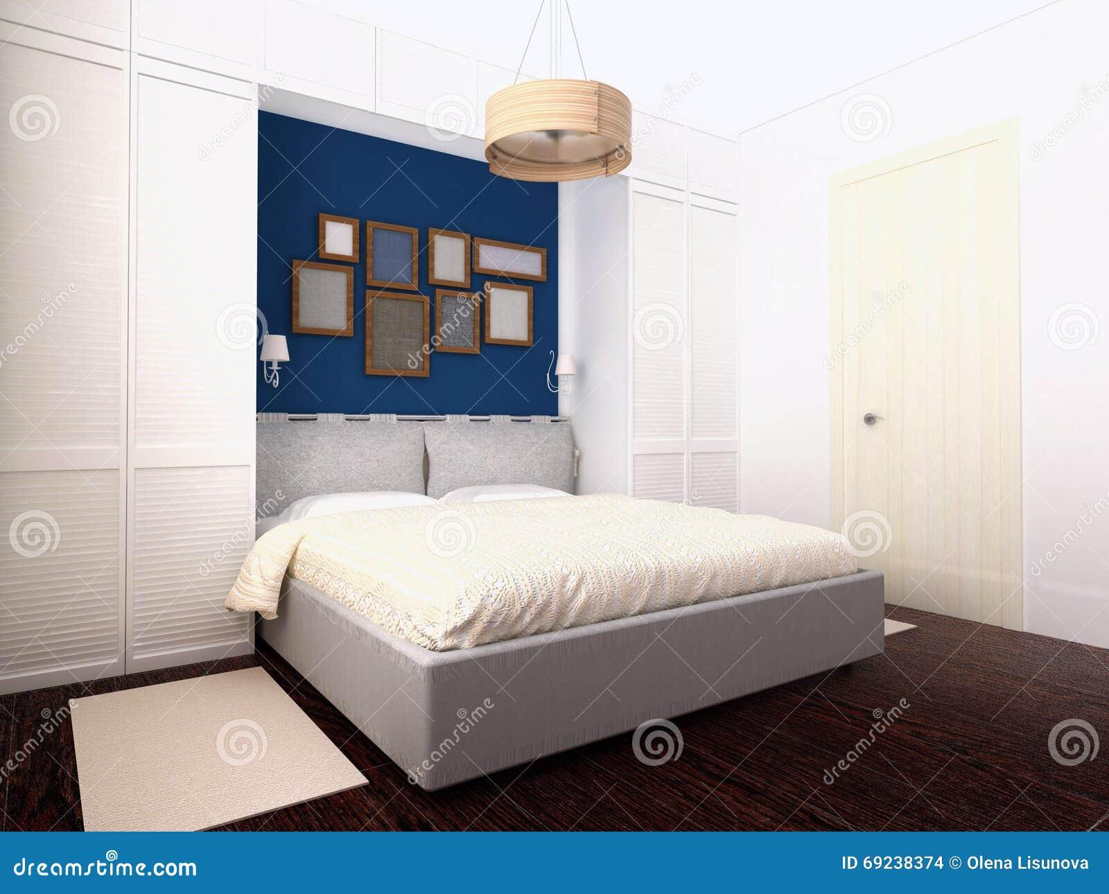 Dipingere le pareti blu avio immagini - Dipingere pareti camera da letto ...