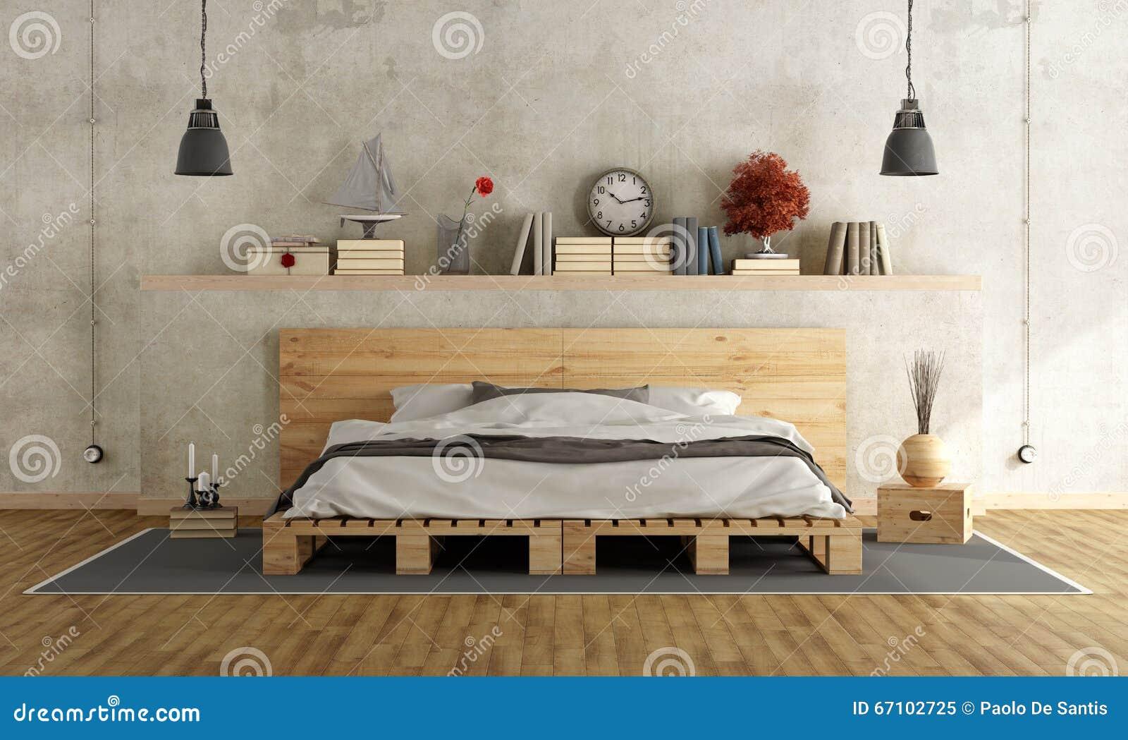 Letti con bancali in legno io82 regardsdefemmes - Camera da letto del papa ...
