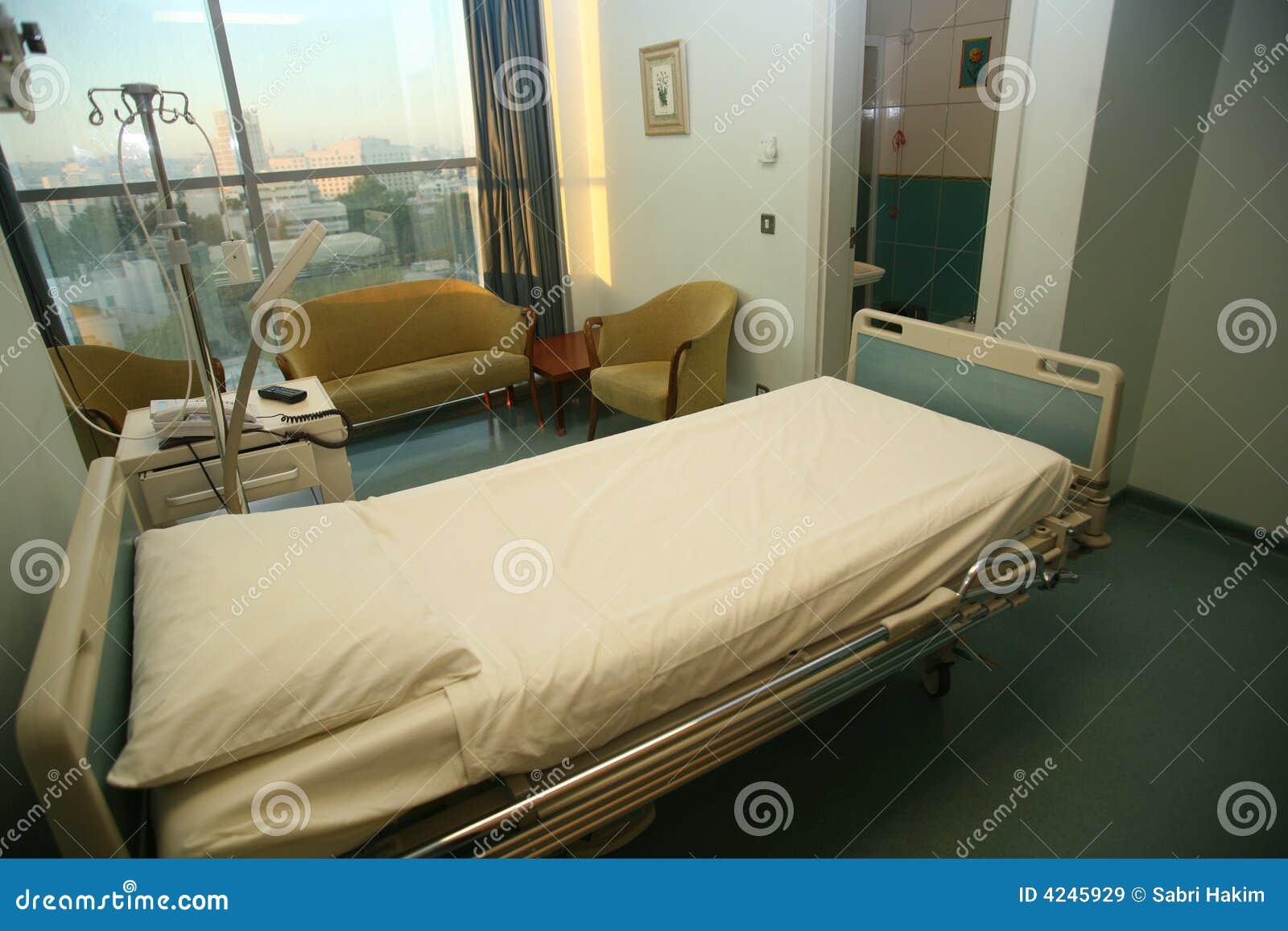 Camera da letto del letto di ospedale immagine stock immagine di pulito assestamento 4245929 - Camera di letto usato ...
