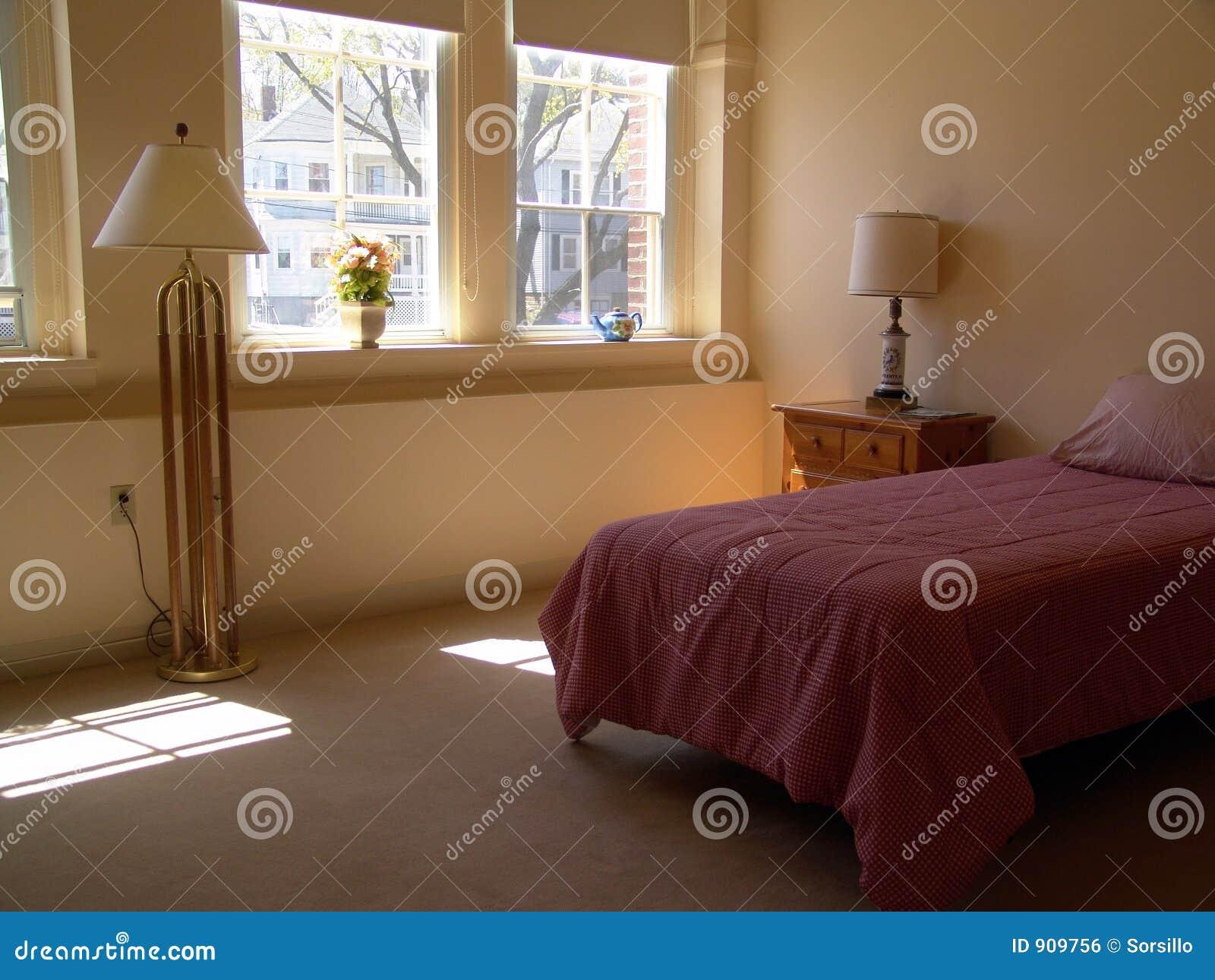 Camera da letto dell appartamento