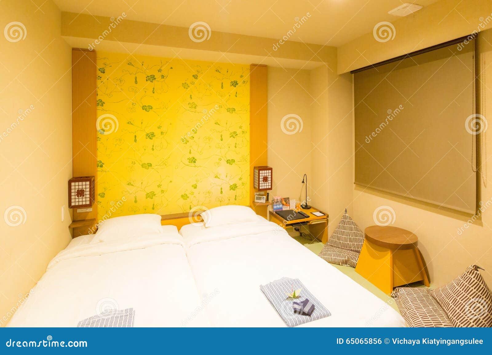 Cheap camera da letto di stile giapponese immagine stock - Camere da letto stile orientale ...